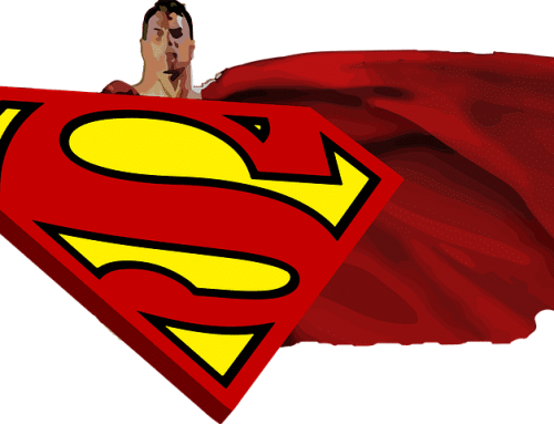 Why Jesus Isn't Superman (and Why He Doesn't Want to Be)